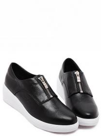Leisure Zipper Fashion Slim Shoes(Size:35-40)