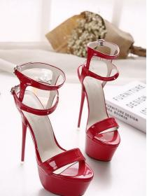 Wholesale High Heel Open Toe Shoes