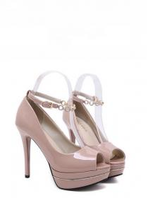 Fashion High Heel Peep Toe  Shoes