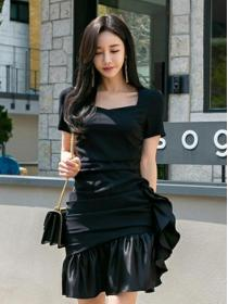 New style Fashion Sexy Hip-full Dress
