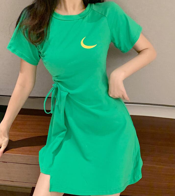 For Sale Lace Up Fashion Dress