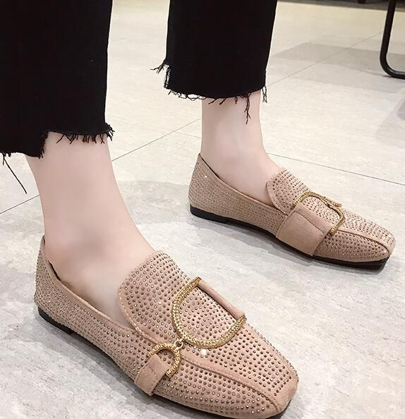 On Sale Bead Matching Soft Shoes