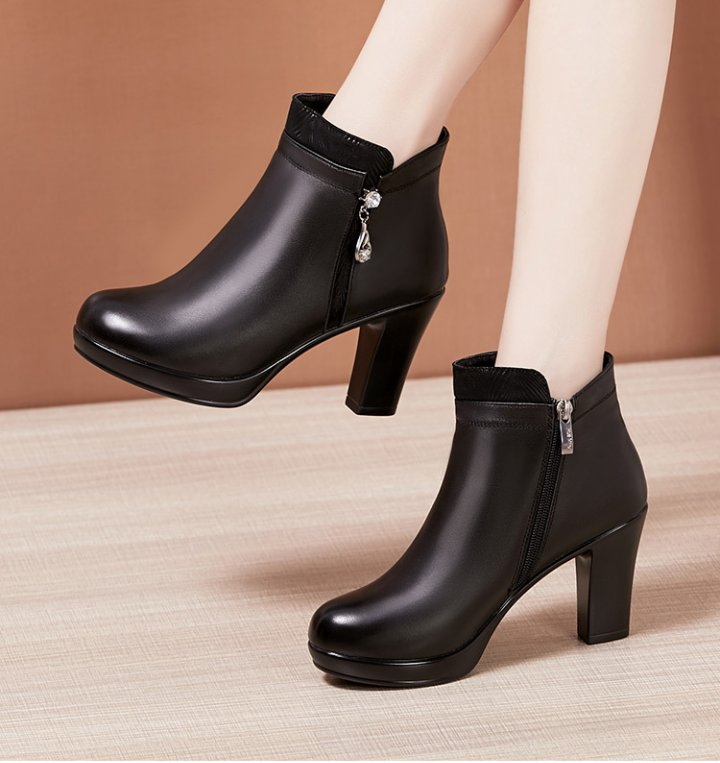 Autumn and winter martin boots ankle boots