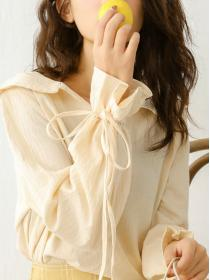 Sweet fashion Fresh Blouse