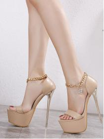 On sale  European style High heels Sandal